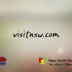 NSW Tourism 'See where it takes you